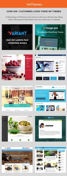 Grab your 3 favorite themes from a pack of 52 themes - Awesome Deal  http://dealfuel.com/seller/3-inkthemes-themes/  #responsivethemes #wordpress #themes #wordpressthemes #webdevlopment