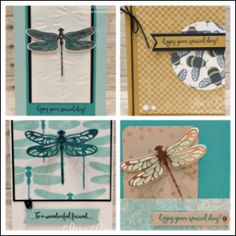 Project PDF Tutorial Library - Lisa's Stamp Studio