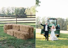 Virginia Country Farm Wedding