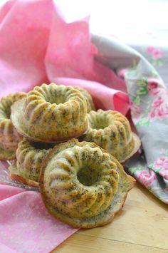 Mákos-túrós minikuglóf - Kifőztük Bagel, Muffin, Gluten Free, Bread, Food, Cupcake, Glutenfree, Sin Gluten, Muffins
