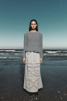 Sea | Pre-Fall 2014 Collection | Style.com