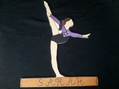 Gymnastic Medal Holder with a braidhttp://www.facebook.com/home.php#!/pages/Lilys-Wall-ArtMedal-Holders/244451422248763