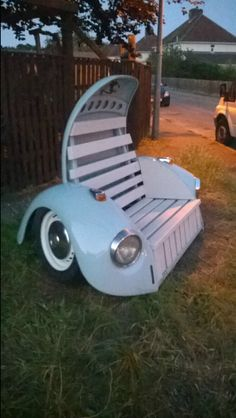 Beetle bench