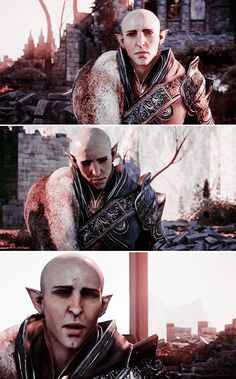 Solas: I would not have you see what I become #dai