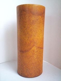 Vase Zylindervase 24cm Hans Rebstock Allgäuer Keramik pottery WGP Design vintage | eBay