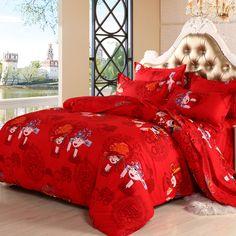 New Luxury 16 Kinds Bedding Set Fashion Bed Linen Sheet / Duvet Cover / Pillowcase Winter Cotton 4 Pcs/ Bed Set