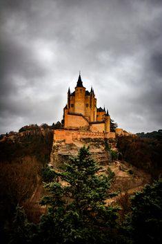 Segovia's Álcazar by Rogério Salgado / 500px