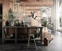 #green #botanic styling: Cleo Scheulderman photo: Jeroen van der Spek made for @vtwonen