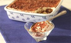 Easy Tiramisu recipe - Chocolate