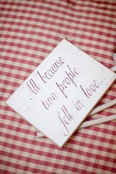 Country wedding ideas:)
