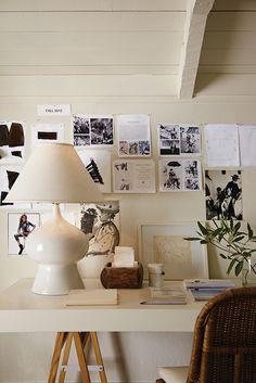 Kendall Conrad's Montecito home. Photographed by David Cameron.