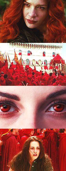 Twilight Saga + Red  #2