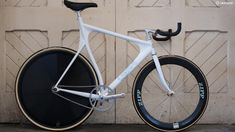 Mismatched wheels mean this bike is not NJS compliant