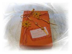 Herzlichen Glückwunsch in orange Orange, Woodland Fairy, Boxes