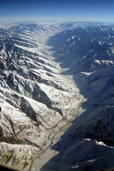 Wakhan Corridor is a