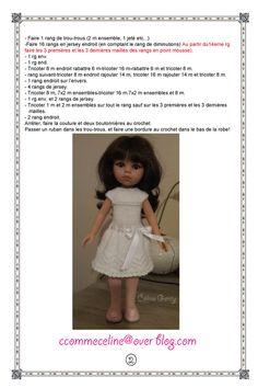 Платье для куклы Паола Рейна. Обсуждение на LiveInternet - Российский Сервис Онлайн-Дневников