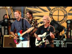 JJ Cale, Eric Clapton (After Midnight & Call me the Breeze) - YouTube