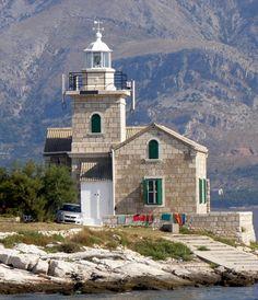 #Lighthouse in #Croatia http://www.roanokemyhomesweethome.com/