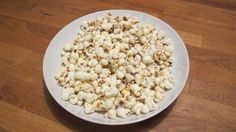 Poppe popcorn.