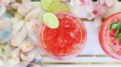 Skinny Watermelon Mojito | Molly Sims