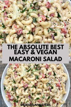 Easy Vegan Dinner, Vegan Dinner Recipes, Veg Recipes, Vegan Recipes Easy, Whole Food Recipes, Vegetarian Recipes, Cooking Recipes, Easy Vegan Food, Salad Recipes Vegan