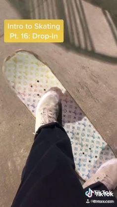 Beginner Skateboard, Skateboard Videos, Skateboard Design, Skateboard Girl, Real Skateboards, Skate Girl, Skater Boys, Skate Board, Skate Style