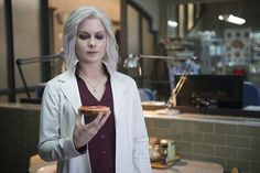 Pin for Later: These Shows Won't Be Back Until 2017 iZombie The zombie comedy will come back for its next season in Zombie Comedy, I Zombie, Izombie Tv Series, Rose Mciver, Army Video, Doc Brown, Ouat Cast, Deadbeat, Female Protagonist