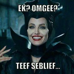 Angelina Jolie in 'Maleficent' Sassy Quotes, Cute Quotes, Great Quotes, Funny Quotes, Afrikaanse Quotes, Know Who You Are, Maleficent, How I Feel, Laugh Out Loud