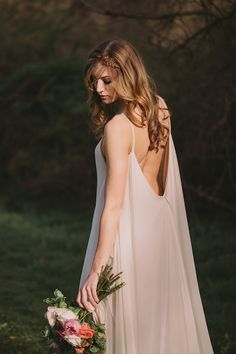 Inspiration Shoot: Wild and Free in Nashville | Dress: Celestine | Images: Photography Anthology