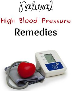These Natural High Blood Pressure Remedies can change how you feel, and help you to eliminate the need for costly medications!