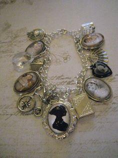 I have this bracelet, and it's beautiful! | Jane Austen Bracelet