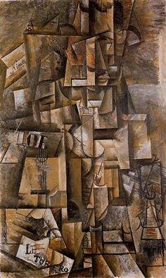 The aficionado (The torero) - Pablo Picasso