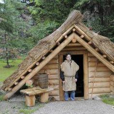 Stredoveká dedina pri Strečne – Vyletik.eu Shelter, Cabin, Treehouse, House Styles, World, Building, Nature, Home Decor, Naturaleza