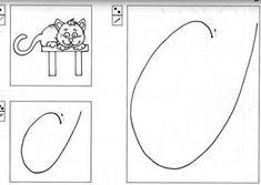 Jemná motorika - Modrý koník Symbols, Letters, Album, Art, Art Background, Kunst, Letter, Performing Arts, Lettering