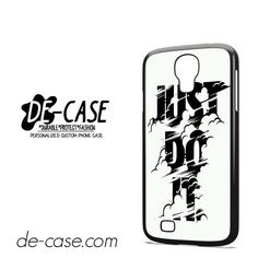 Nike Just Do It DEAL-7850 Samsung Phonecase Cover For Samsung Galaxy S4 / S4 Mini