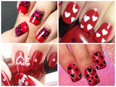 Großartig Https://www.facebook.com/leovandesign #nailpolish #manicure #pedicure  #polishu2026 | Design | Pinterest | Valentines, Valentine Heart And Pedicures
