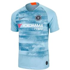 c700fd108 2018/19 Kids Nike Chelsea 3rd Jersey. Shop for this shirt at SoccerPro.