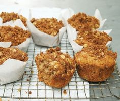*actually* healthy muffins