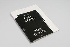 Peel Apart Portraits — Andrea Arduini  http://www.t-wo.it/