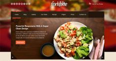 55+ Best Responsive Restaurant and Coffee Wordpress Themes Free and Premium