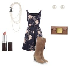 Southern Belle. by marissalang on Polyvore featuring Oasis, Jigsaw, Dareen Hakim, Lanvin, Monet and Dorothy Perkins