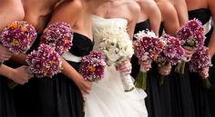 butterfly hand bouquets - Google Search