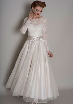 Lou Lou bridal - Blanche