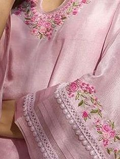 Neck Designs For Suits, Neckline Designs, Sleeves Designs For Dresses, Dress Neck Designs, Stylish Dress Designs, Sleeve Designs, Kurta Designs Women, Salwar Designs, Simple Pakistani Dresses