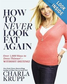 How to Never Look Fat Again: Over 1,000 Ways to Dress Thinner--Without Dieting