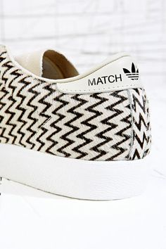 timeless design 966fc 19446 Adidas Match Play Pony Skin Trainers in Zig-Zag at Urban Outfitters Adidas  Sneakers,