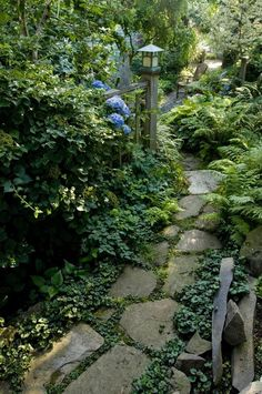 Garden-Path Garden, ideas. pation, backyard, diy, vegetable, flower, herb, container, pallet, cottage, secret, outdoor, cool, for beginners, indoor, balcony, creative, country, countyard, veggie, cheap, design, lanscape, decking, home, decoration, beautifull, terrace, plants, house.