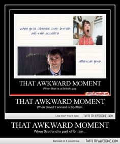 That awkward moment...xD