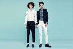 C.N Blue - The Class Spring 2015 - Minhyuk & jungshin