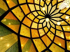 Bruno Taut -Glass Pavillion 1914. Cologne, Germany